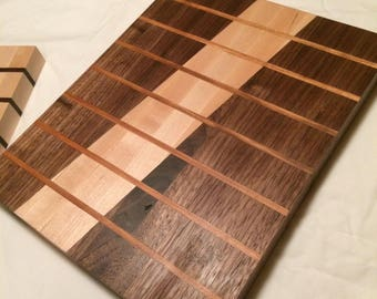 Pair of Sister Cutting Boards/Serving Boards