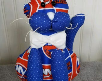 New York Islanders Hockey Cat