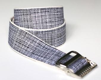 "High Quality Custom Gait Belt and Badge Reel ""The Denver"""