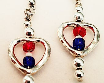 4th of July Earrings! 5 Different Designs