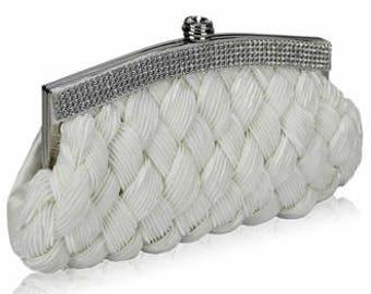 Verity Bridal Bag, Bridal Clutch, Wedding Bag, Bridal Purse, Evening Bag, Bridesmaid Bag, Wedding Purse