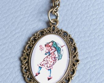 Vintage - Circus - pendant