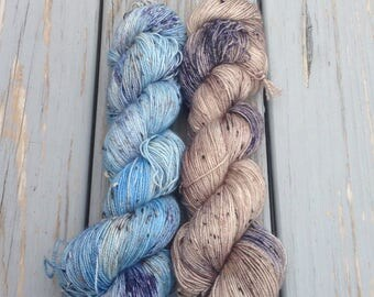 May B. & All the Birds in the Sky - Hand dyed yarn