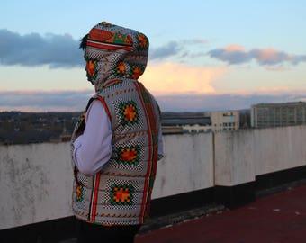 African Vests / Gilets