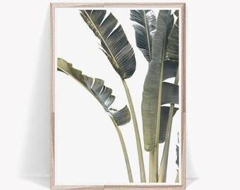 Leaves Print,Palm Print,Palm Leaves Print,Tropical Print,Tropical Wall Art,Leaves Wall Art,Leaf Print,Tropical Decor,Digital Prints,Wall Art