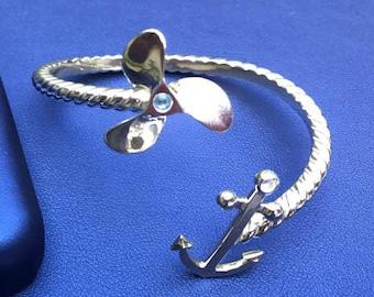 Propeller Anchor Bypass Bracelet