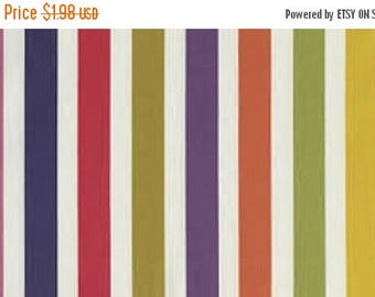 "ON SALE Dear Stella Designs       ""Stripes""    100% Cotton   Fat Quarter"