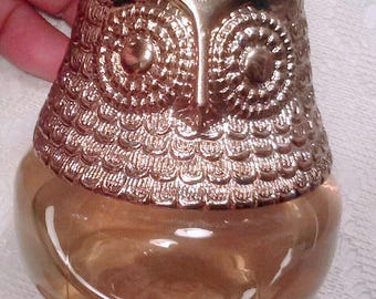 Avon Owl Roses, Roses Cologne Gelee Decanter (SKU S0002A)