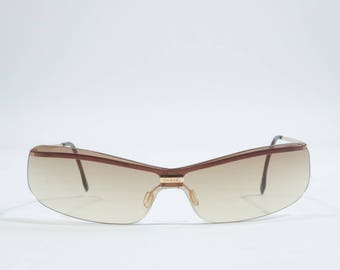 CHANEL - Masked sunglasses