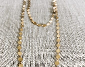 GIA necklace-18""