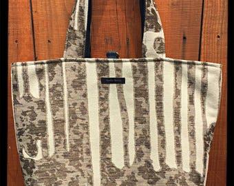 The Spilled Camo Bag