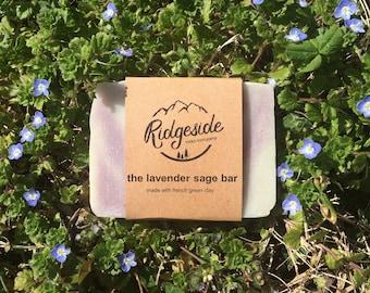 The Lavender Sage Bar
