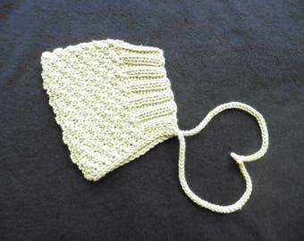 BABY BONNET HAT