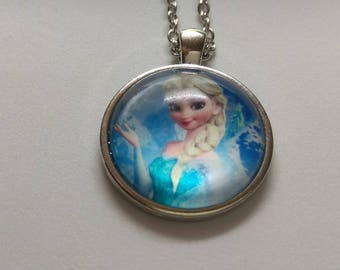 Frozen, Elsa necklace