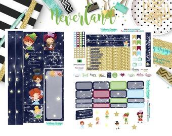 MINI HAPPY PLANNER Neverland Sticker Kit