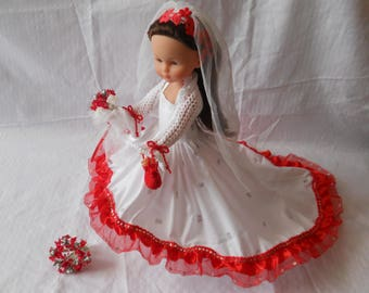 Doll clothing Corolla darlings