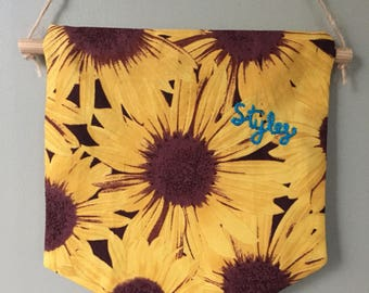 Harry Styles Sunflower Wall Banner (small).