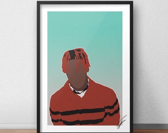 Lil Yachty INSPIRED Print / Poster