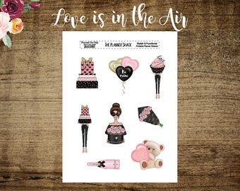 Die Cuts | Printable Die Cuts | Planner Die Cuts | TN Die Cuts | Printable Planner Die Cuts | Planner Printables | Cut File | Valentine