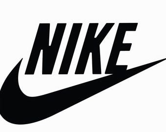 Nike-SVG-DXF cut file