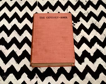 The Odyssey by Homer with an Introduction by John A. Scott (Hardcover, 1945)