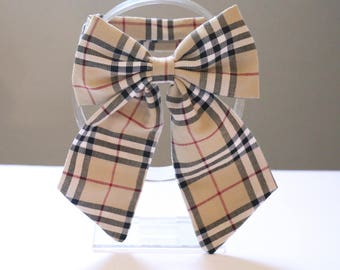 Bow tie for School Girls, Big Bow tie, Big bows, bow tie for girls