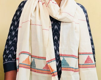Handwoven Dongria Stole