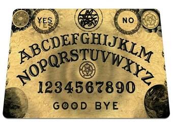 Ouija mouse pad