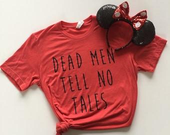 Pirates of the Caribbean//Disney Shirt//Pirates Shirt//Disney Pirates//Disney Tank