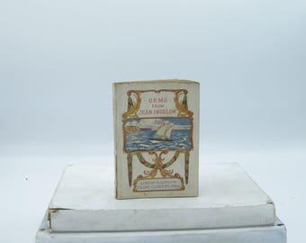 Gems from Jean Ingelow (Vintage, Poetry, Miniature)