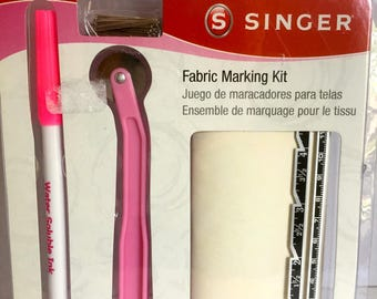 "Fabric Marking Kit by ""Singer"""