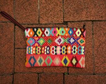 Colorful Peruvian Purse // Bag // Clutch (#2)
