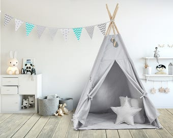 Tipi Set - Hanabu Gray #1 New Arrivals