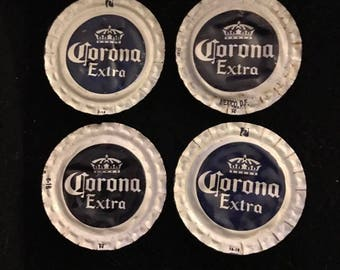 Corona Bottle Cap Magnets