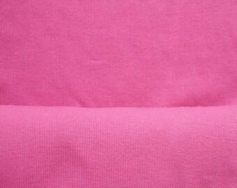 BIO - rib tubular finely ribbed - pink