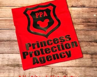 Princess Protection Shirt