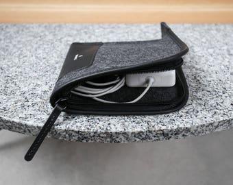 Charger Case,Charger,Desk Accessories,Desk Organizer,MacBook Case,Macbook Pro Case,iPad Case,iPad Pro Case,Tablet Case,iPad Sleeve,Leather