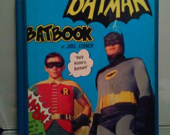 Vintage Batman Book Batman Vs The Joker    ********1986******