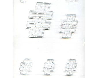 "Hashtag ""#"" Chocolate Candy Mold"