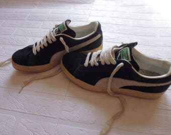 Clyde Puma 90's shoes skateboard classic