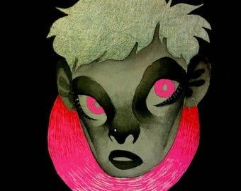 Pink eye(ORIGINAL)