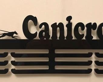 Canicross / Bikejoring Acrylic medal holder