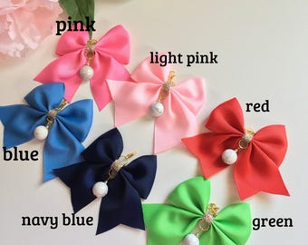 TN bow charms or Bow planner paperclips