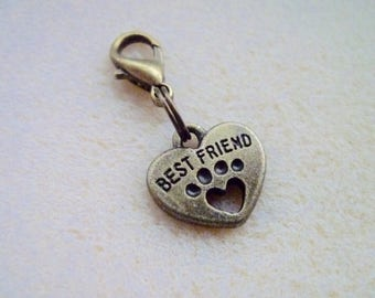 Dog Collar Charm, Dog Tag, Dog Gift, Dog Jewellery, Dog Collar Tag, Pet Jewellery, Pet Accessories