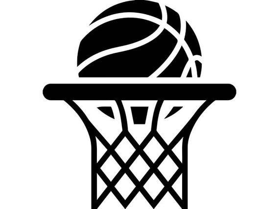 Basketball Hoop 6 Backboard Goal Rim Basket Ball Net Sports