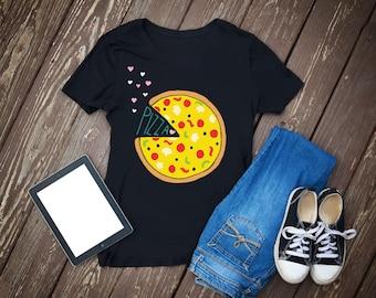 Pizza, pizza shirt, pizza lover, pizza t shirt
