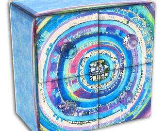 BiggDesignEvil Eye Jewelry Box