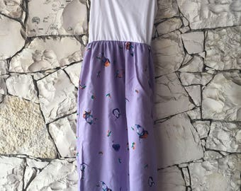 Easy summer dress for woman