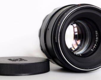 Exc++ ! Lens Helios 44-2 f/2/58mm  Sony E Sony NEX KMZ Zenit.
