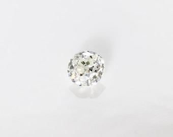 Antique Old European Cut Diamond, L SI2, 0.39 Ct
